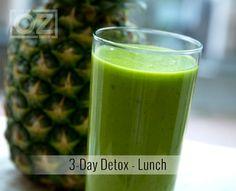 3-Day Detox - Lunch