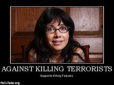 Janeane Garofalo-a PERFECT EXAMPLE of Liberal Logic!