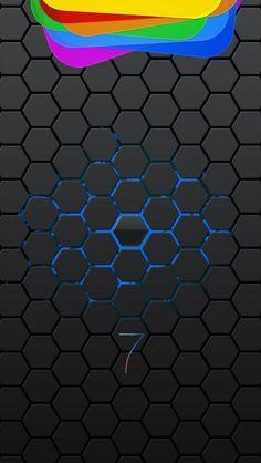 iOS 7 iPhone Wallpaper
