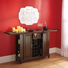 Bar Buffet Cabinet - Home Furniture Design Wine Bar Cabinet, Buffet Cabinet, Wine Cabinets, Bar Hutch, Home Bar Furniture, Furniture Sale, Furniture Decor, Cabinet Furniture, Furniture Design