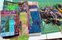 Image result for how to make crooked cobblestone quilt