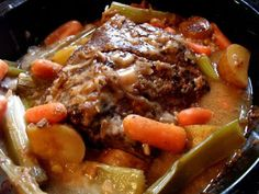Pot Roast Crock Pot Recipe Without Beef Broth.The Best Crock Pot Roast Recipe Easy Crock Pot Roast Recipe. Crock Pot Boneless Beef Round Tip Roast Great Grub . Cozy Slow Cooker Beef Stew FaveSouthernRecipes Com. Home and Family Beef Pot Roast, Roast Beef Recipes, Pork Tenderloin Recipes, Crockpot Recipes, Cooking Recipes, Easy Recipes, Beef Meals, Delicious Recipes, Crockpot Dishes