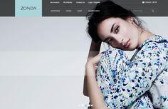 Zonda – Ultimate Responsive Woocommerce Theme #ecommerce #theme #wordpress