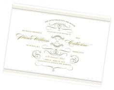 Minted invites you to the Royal Wedding! by Natasha for Julep