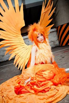The Firey Card (Cardcaptor Sakura) Cosplay