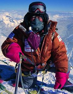 You are never too old to climb Mount Everest! Read the article at www.everest1953.co.uk/TheOldesttoSummitMountEverest.php