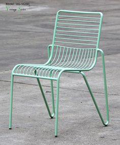 Resultado de imagen para wire dining chair