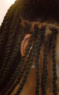 How to Create Kinky Twists