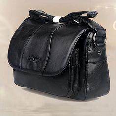 US  29.9 35% OFF Aliexpress.com   Buy GOLD CORAL Women Handbag Genuine  Leather Bags Female Messenger Bag Vintage Ladies Crossbody Shoulder Bags  Sac a main ... 428bbbaa0e