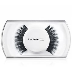 MAC 6 Lash ($17) ❤ liked on Polyvore featuring beauty products, makeup, eye makeup, false eyelashes, beauty, fillers, accessories, no color and mac cosmetics