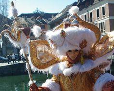 Venetian Carnivale, Annecy, France's