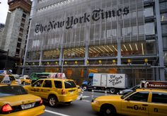 New York Times Scrambles to Avoid the Print Advertising Cliff