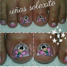 Toe Nails, Nail Designs, Nail Art, Pedicures, Beauty, Ideas, Work Nails, Toenails Painted, Pretty Toe Nails