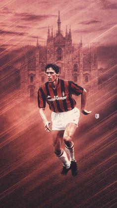 Marco Van Basten, Leonel Messi, Nike Football, Football Players, Milan Wallpaper, Nfl, Football Wallpaper, Ac Milan, Champions