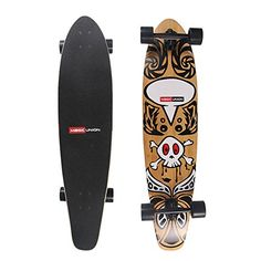 MAGIC UNION 41 Inch Complete Maple Bamboo Skateboard Long... https://www.amazon.co.uk/dp/B01N06UHHP/ref=cm_sw_r_pi_dp_x_F6cbzb87KYE4G