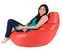 Large red bean bag for gaming, really comfy ones for kids, a cube and a red bean bag chair. All bags are super stylish, some are waterproof for use outdoors Huge Bean Bag, Red Bean Bag, Giant Bean Bags, Cool Bean Bags, Games For Kids, Favorite Color, Bean Bag Chair, How To Look Better, Colour