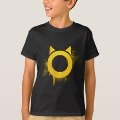 Shop Official MSCSI Cat Logo Garment T-Shirt created by Maisie_Jack. Crossfit Logo, Cat Whisperer, F2 Savannah Cat, Cat Logo, Stencil Designs, Fitness Models, Shirt Designs, T Shirt, Logo Design