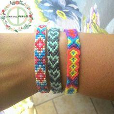 Friendship Bracelets and Beads Bracelet