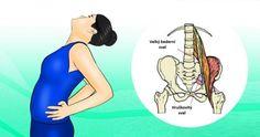 Skrytý sval spouští zánět sedacího nervu. Tyto 2 cviky vám okamžitě uleví Sciatica Symptoms, Sciatica Pain, Sciatic Nerve, Piriformis Syndrome, Trigger Point Therapy, Feeling Numb, Professional Massage, Easy Stretches, Neck And Back Pain