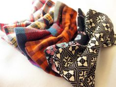 Bow Ties. My friend makes bow ties just like these but less expensive! Let me know if you want one