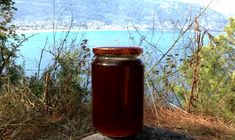 Miere de mana Manado, Mason Jars, Mugs, Nature, Health, Beekeeping, Naturaleza, Cups, Health Care