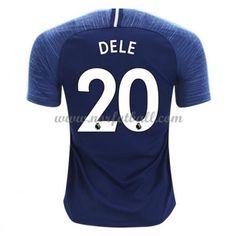 Billige Fotballdrakter Tottenham Hotspurs 2018-19 Dele Alli 20 Bortedrakt Kortermet Dele Alli, Tottenham Hotspur, Premier League, Tops, Fashion, Moda, Fashion Styles, Fasion