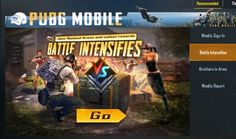 The Latest PUBG Mobile Event called Battle Intensifies is a new feature that quite relates to COD Mobile Multiplayer Rewards Mode. Mobile Generator, Play Hacks, Brothers In Arms, Android Hacks, Battle, Cod, Game, Cape Cod, Venison