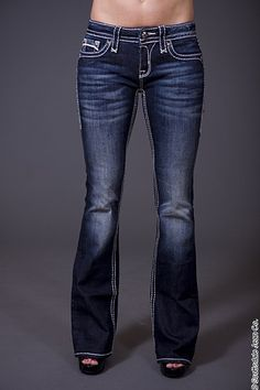 Rock Revival Posey Bootcut $148.00 Goal: get in shape for some rocksss