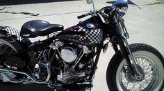 1946 Harley Davidson Knucklehead COLD START