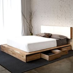 Gorgeous 70 Smart Bed Storage For Small Space Ideas https://homemainly.com/1644/70-smart-bed-storage-small-space-ideas