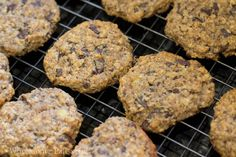 Wholesome Patisserie's Banana Oat Cookies-2