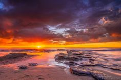 Sunset in San Diego tonight, 12/11/13... It's December folks!  Life in lovely San Diego, CA... Photo by Alex Baltov Photography at Sunset Cliffs in Point Loma
