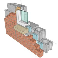 This collection includes many common connection details between two or more architectural elements so crucial in ensuring a building envelope is waterproof a...
