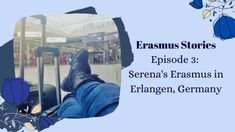 Can introverts enjoy their Erasmus experience? Of course! In this episode of Erasmus Stories, we move to Germany to discover Erlangen with Serena. Beautiful parks, Christmas markets, cosy spots to read, and an amazing variety of krapfens! Seriously, after hearing all the possible flavours of krapfens  available in Germany, I can't wait to visit again! Moving To Germany, Christmas Markets, Beautiful Park, Episode 3, Introvert, Cosy, Parks, Marketing, Reading