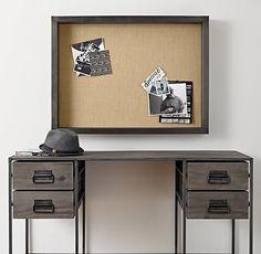 Industrial Shadow Box Memory Board
