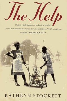 The Help by Kathryn Stockett. The story is about African American maids working in white households in Jackson, Mississippi, during the early It has the tension of a thriller.a wonderful read! I Love Books, Great Books, Books To Read, My Books, Music Books, The Help Book, The Book, Best Friend Book, Best Friends