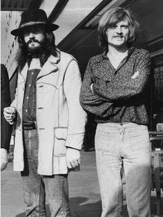 John Bonham and John Paul Jones Led Zeppelin Iv, Houses Of The Holy, John Paul Jones, John Bonham, Greatest Rock Bands, Stairway, Music Lyrics, Rock N Roll, Breathe