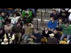 Living on a Prayer. Check out this guy's dance caught on a Jumbo Tron.  Boston Strong!!!  What fun! :)