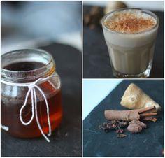 Hjemmelavet chai latte sirup
