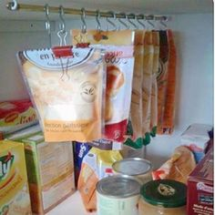 Genius DIY Kitchen storage and organization ideas . # 8 is perfect for all kitchens ., Genius DIY Kitchen storage and organization ideas… # 8 is perfect for all kitchens !, # for
