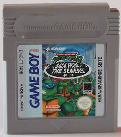 Nintendo Gameboy Turtles 2 Back from the Sewers für Gameboy,Gameboy Color,!