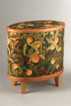 Functional Objects: 2nd - Peaches Cabinet - Bonnie Bishoff