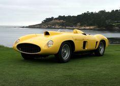 1956 Ferrari.