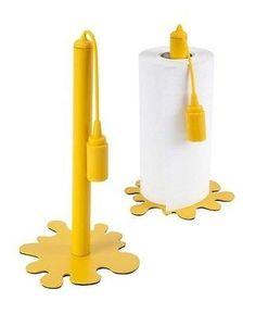 Balvi Mustard Spill Tissue Holder | BellaKoola – BellaKoola - Cool Design Gift & Lifestyle Shop