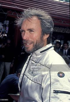 News Photo : Clint Eastwood during Clint Eastwood Puts His...