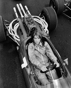 """Francis Hardy, from the movie """"Grand Prix"""""""