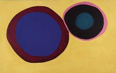 Jules Olitski, acrylic on canvas  1960's