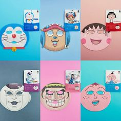 [Pre-order] 一心堂本舖 Design Face Pack 面膜 (3 塊,可選不同款) via Hoebuy. Click on the image to see more!