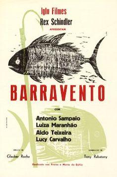 """""""Barravento"""",  brazilian movie of Glauber Rocha (1962)"""