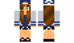minecraft skin Tomboy3 Find it with our new Android Minecraft Skins App: https://play.google.com/store/apps/details?id=studio.kactus.girlskins